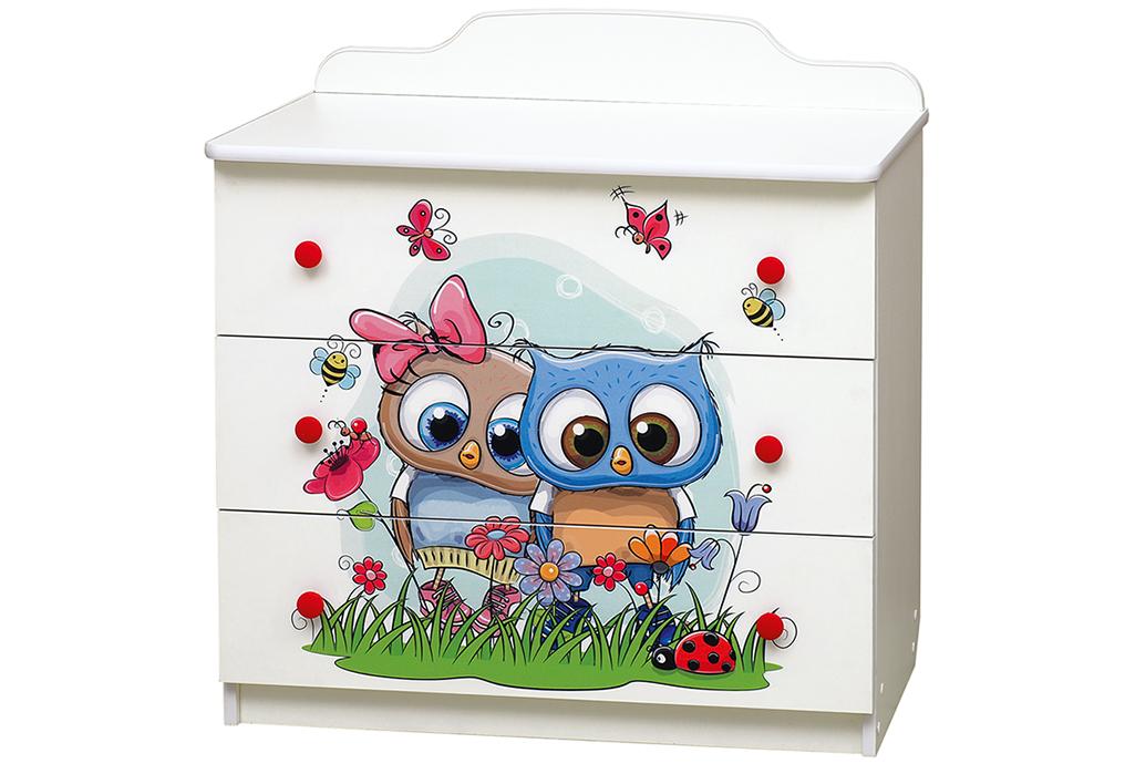 Комод для детской картинки