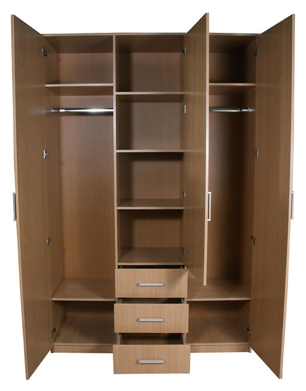 душ шкаф трехстворчатый с ящиками и полками фото ценам питание- недорого