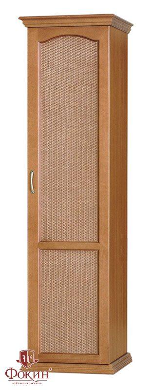 Шкаф распашной (ротанг) 1 створка - купить за 13500.00 руб. .