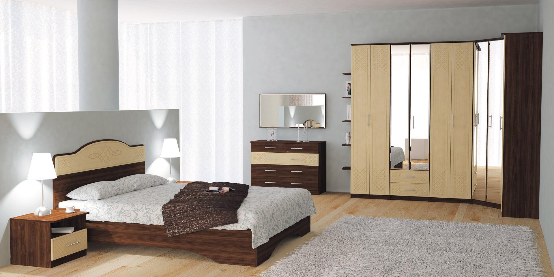 спальня виктория вариант 1 купить за 78024 руб в москве по цене