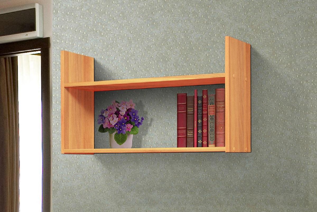 простые полки для книг на стену фото про море
