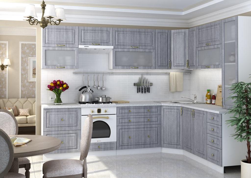 Кухня Юлия (вариант 9) — купить за 28373 руб. в Москве по цене производителя!