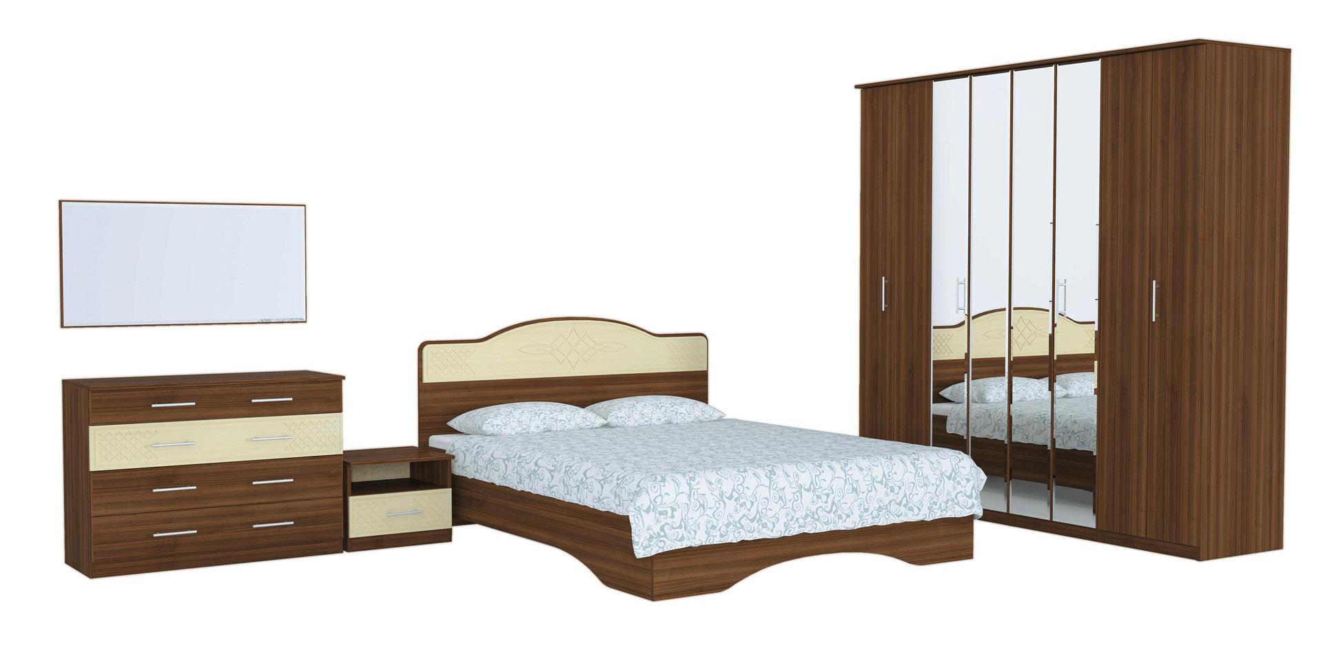 спальня виктория вариант 3 купить за 61679 руб в москве по цене
