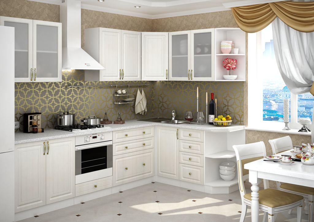 Кухня Юлия (вариант 5) — купить за 20300 руб. в Москве по цене производителя!