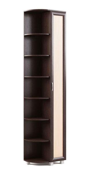 Карина люкс мод 9 стеллаж угловой - купить за 8560.00 руб. в.