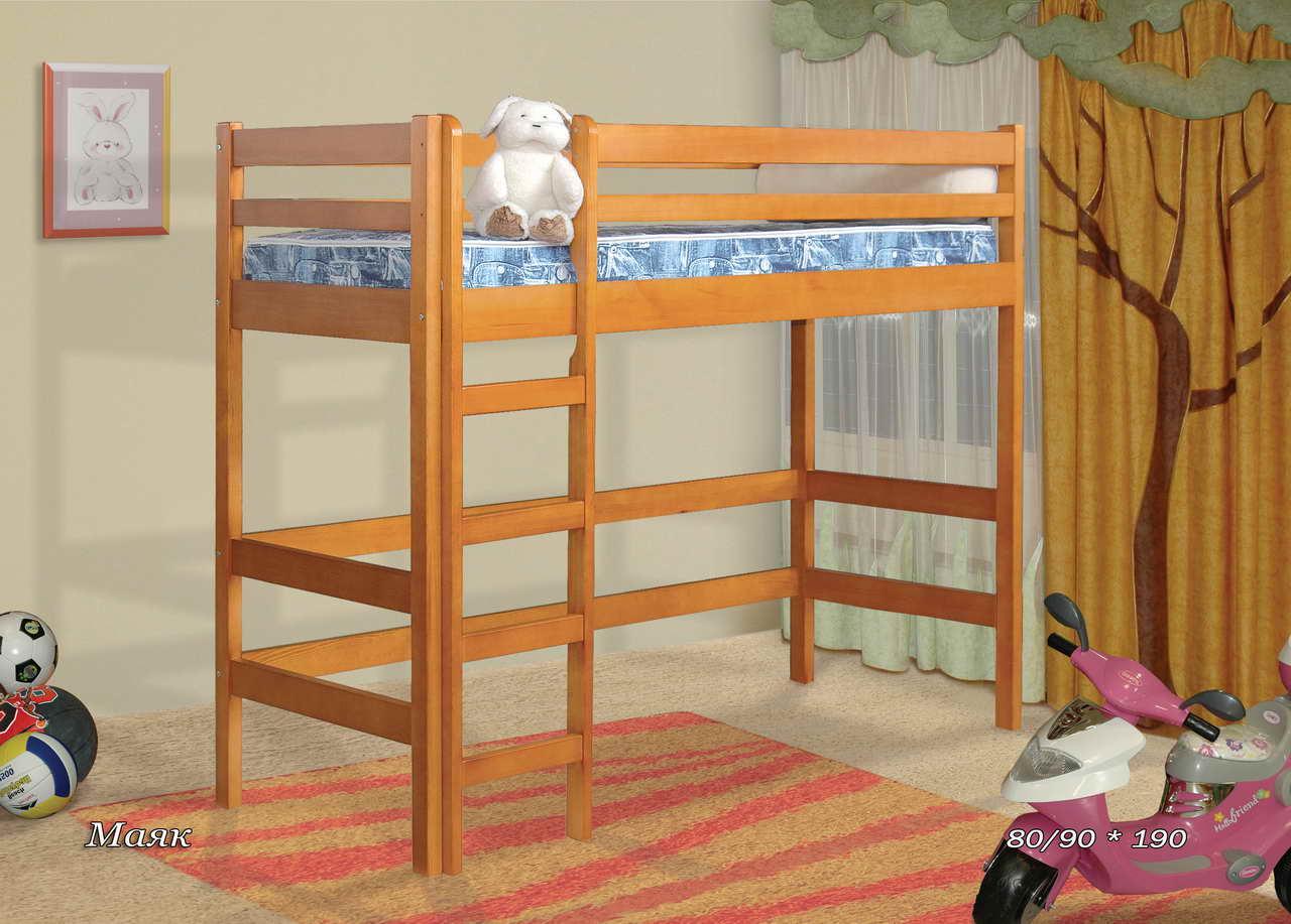 Детская кровать-чердак своими руками фото