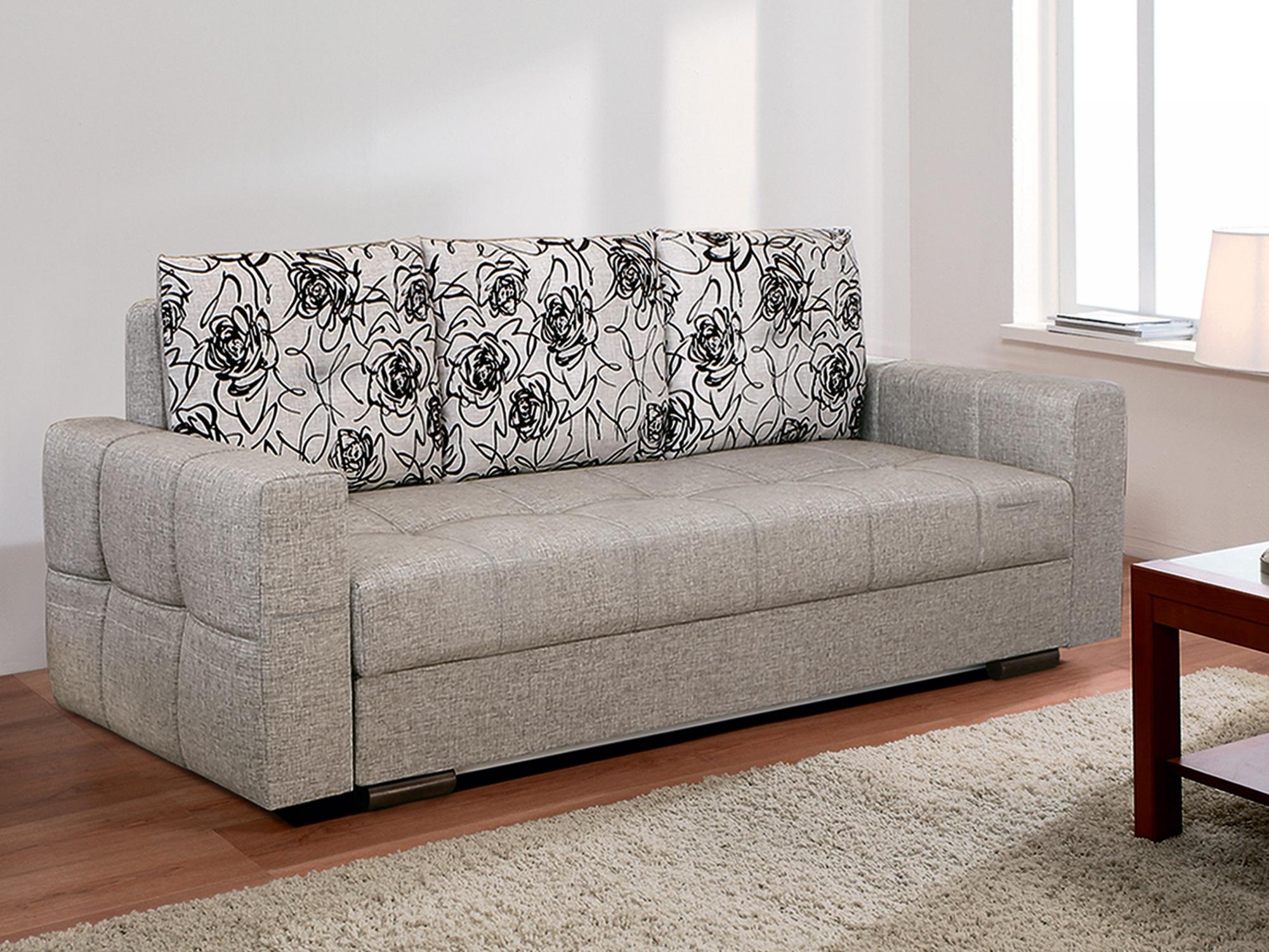 диван кровать лира комфорт с боковинами 1700 мм тик так купить