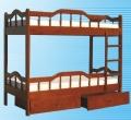 Двухъярусные кровати с бортиками