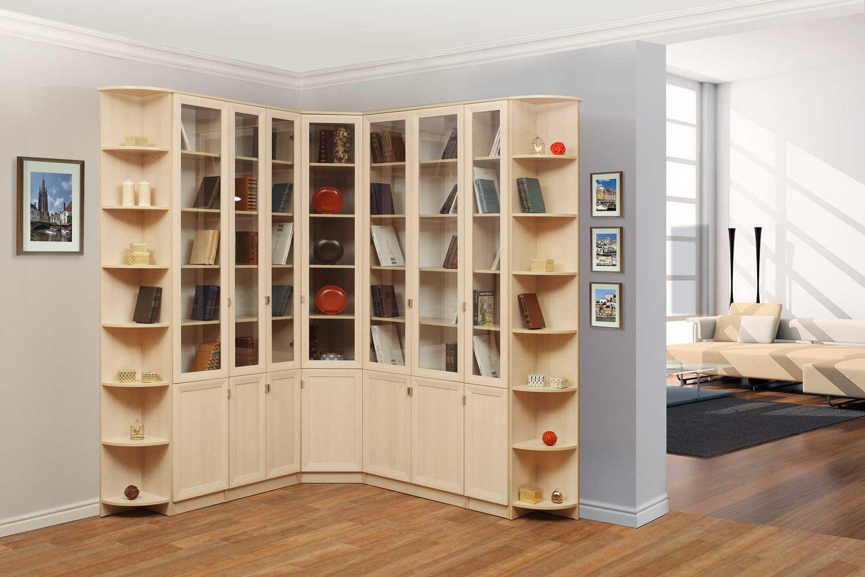 Книжный шкаф купе, домашняя библиотека, кабинет!.