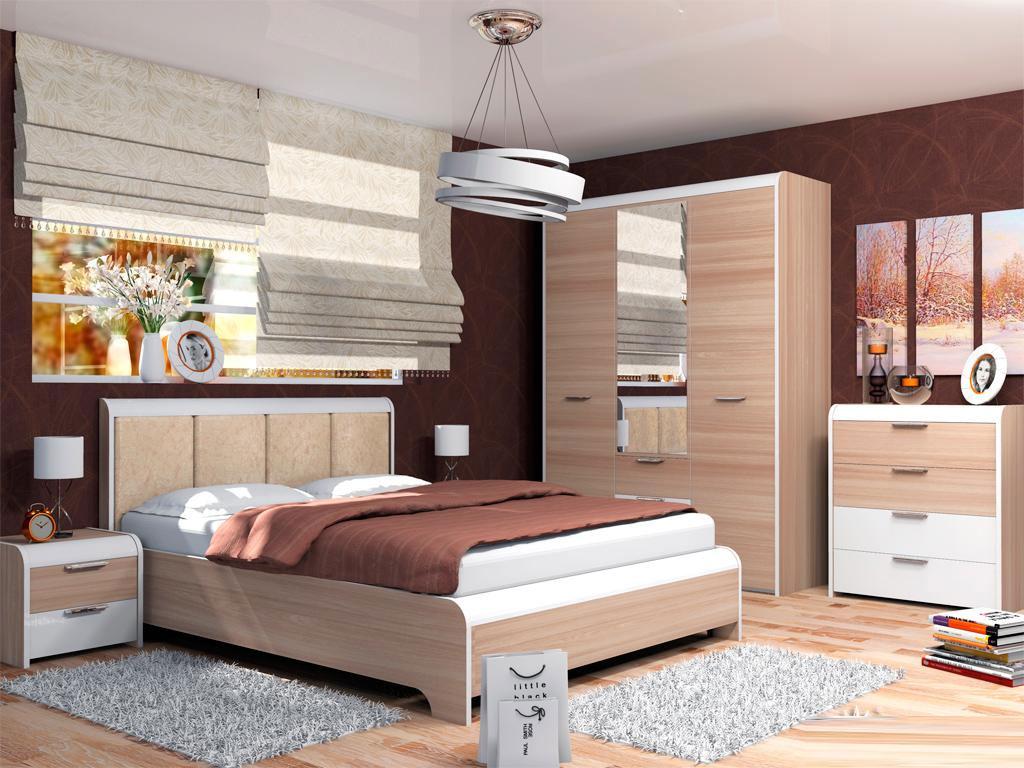 спальня виктория купить за 51559 руб в москве по цене производителя