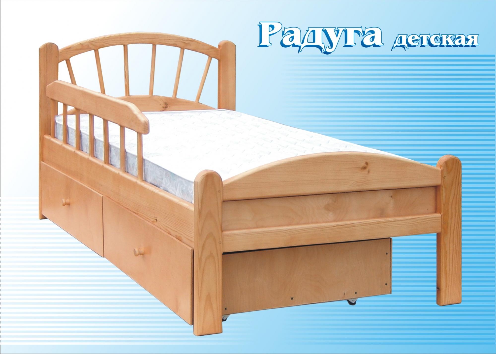 Кровать своими руками из дерева с ящиками чертежи и